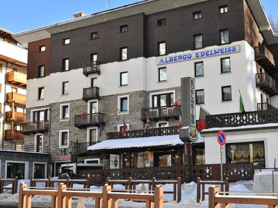 Hotel Edelweiss, Cervinia